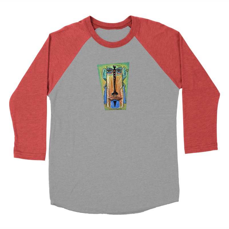 Sketchy Tiki Men's Longsleeve T-Shirt by Magichammer Art By Russ Fagle Shop