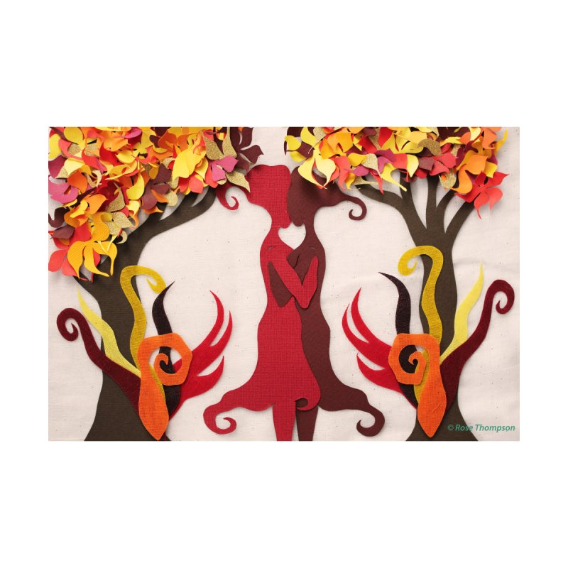 Autumn Kiss 2 None  by MagpieAtMidnight's Artist Shop