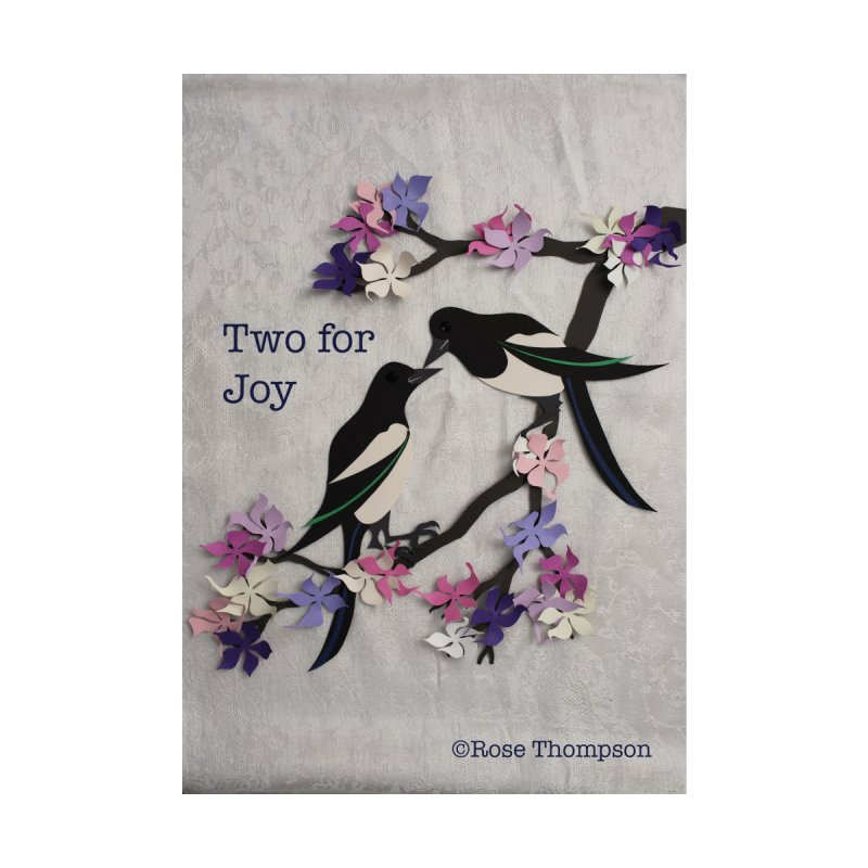Two for Joy by MagpieAtMidnight's Artist Shop