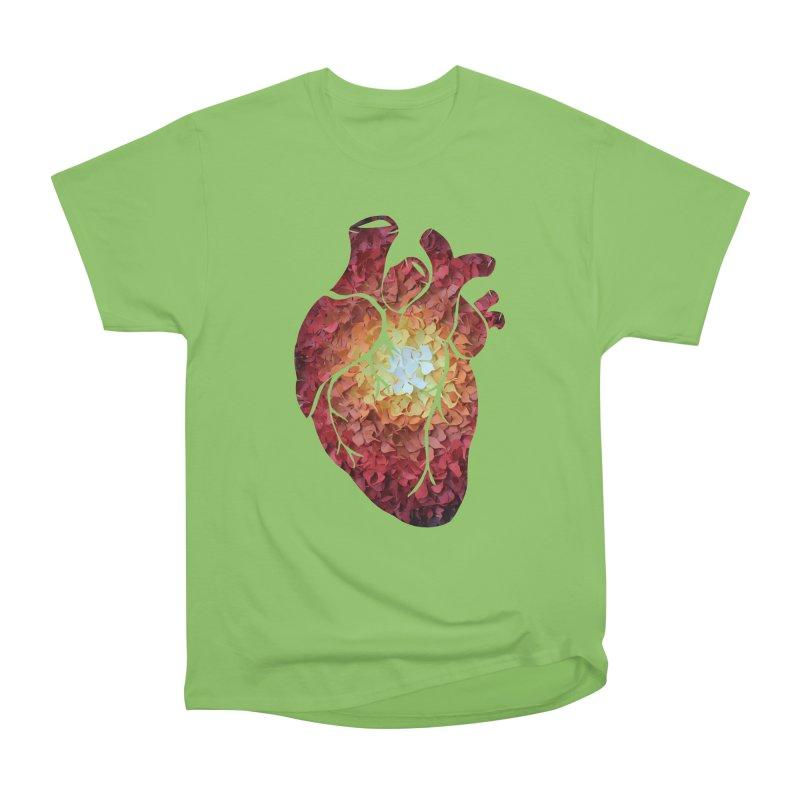 Sunshine on my heart Women's Heavyweight Unisex T-Shirt by MagpieAtMidnight's Artist Shop