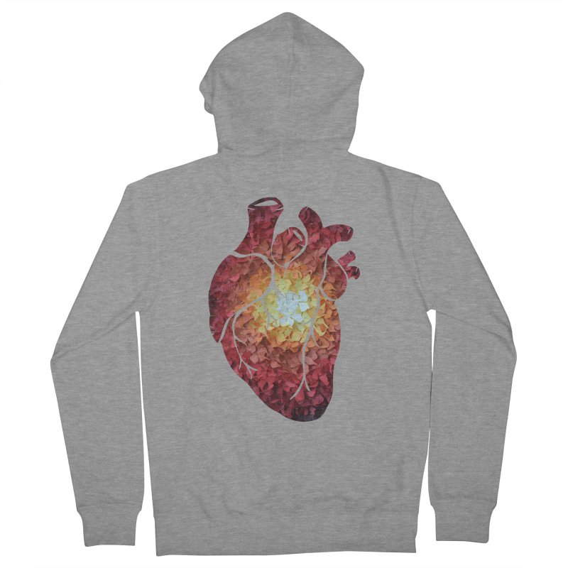 Sunshine on my heart Women's Zip-Up Hoody by MagpieAtMidnight's Artist Shop