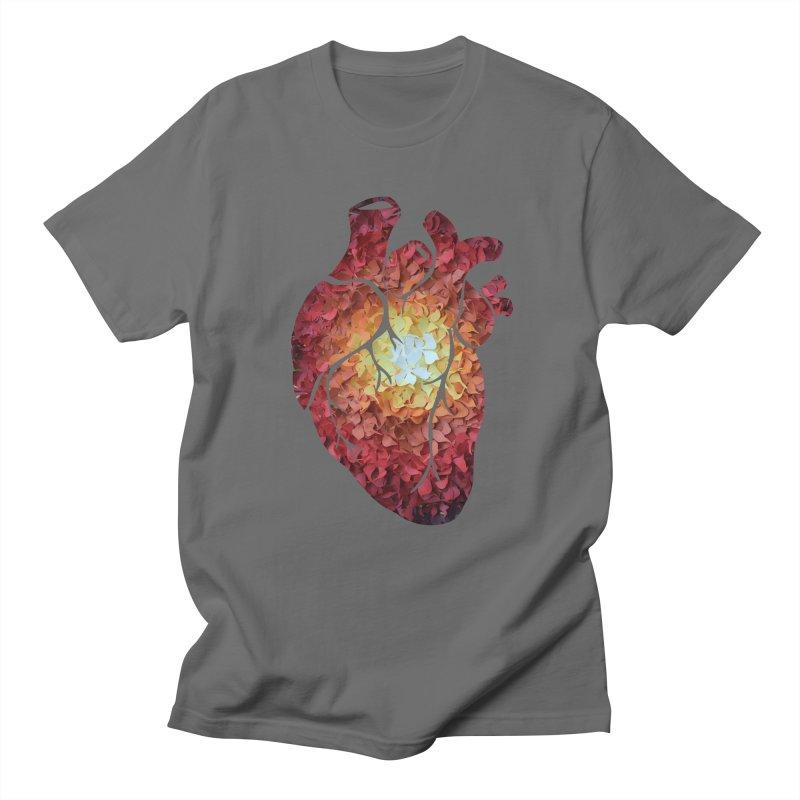 Sunshine on my heart Men's T-Shirt by MagpieAtMidnight's Artist Shop