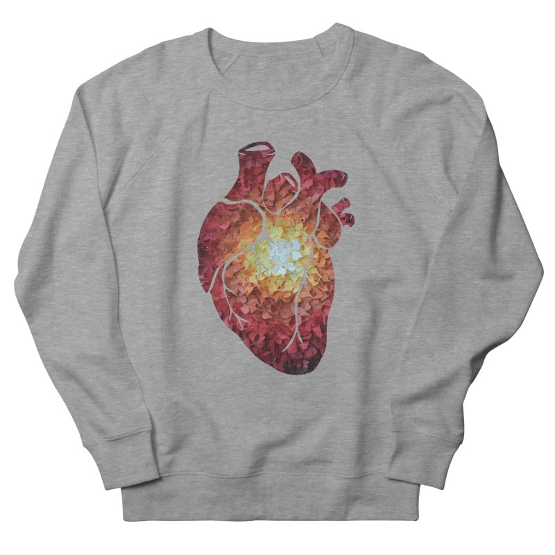 Sunshine on my heart Men's Sweatshirt by MagpieAtMidnight's Artist Shop