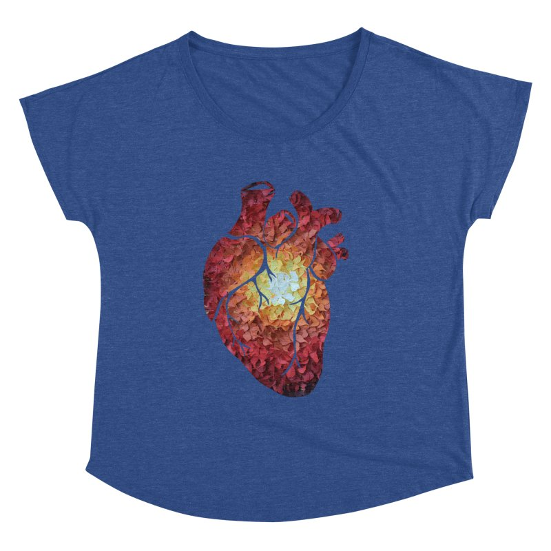 Sunshine on my heart Women's Dolman by MagpieAtMidnight's Artist Shop