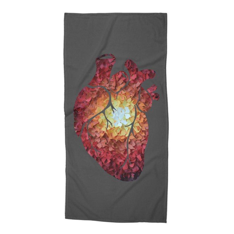 Sunshine on my heart Accessories Beach Towel by MagpieAtMidnight's Artist Shop