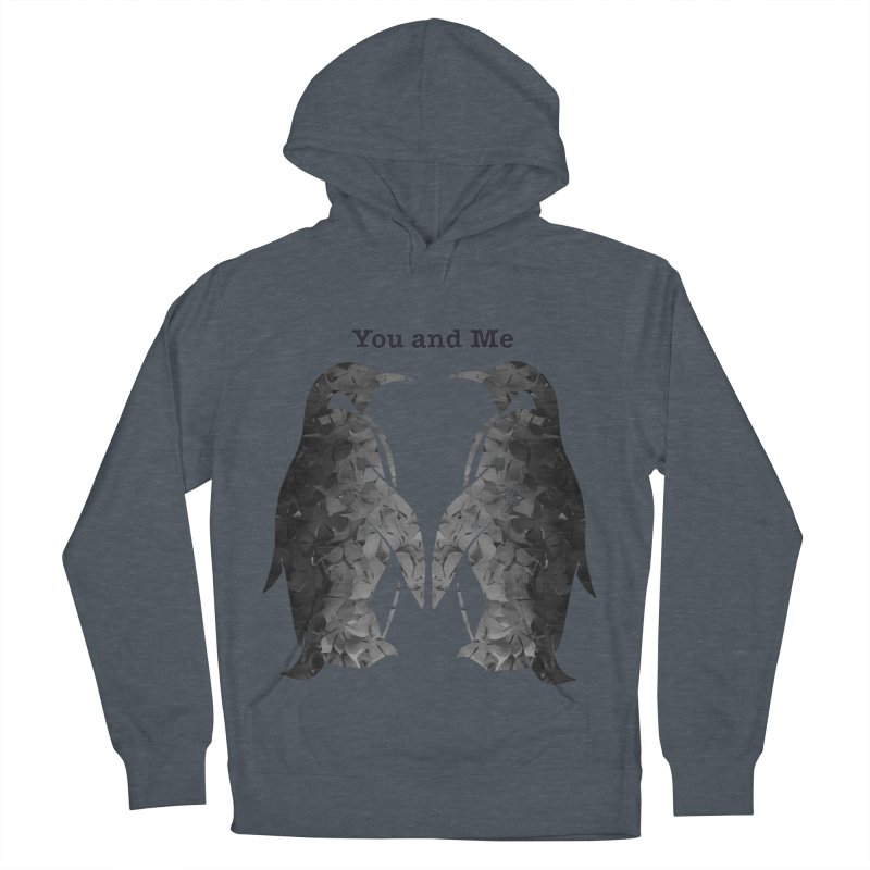 You and me Men's Pullover Hoody by MagpieAtMidnight's Artist Shop