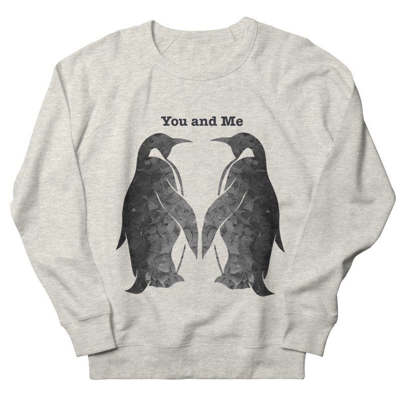 You and me Men's Sweatshirt by MagpieAtMidnight's Artist Shop