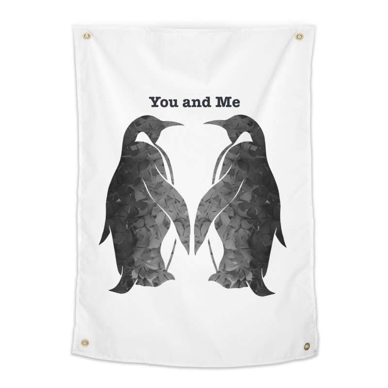 You and me Home Tapestry by MagpieAtMidnight's Artist Shop