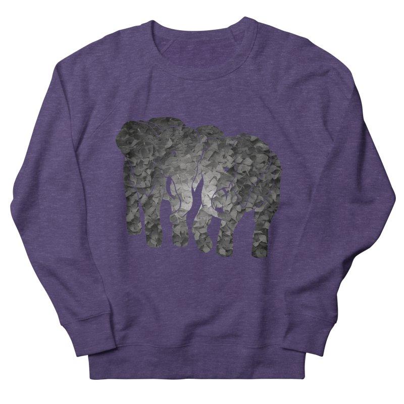 Two elephants Women's Sweatshirt by MagpieAtMidnight's Artist Shop