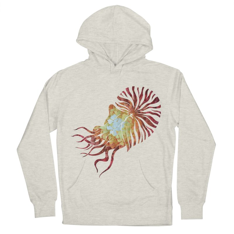 Nautilus Men's Pullover Hoody by MagpieAtMidnight's Artist Shop