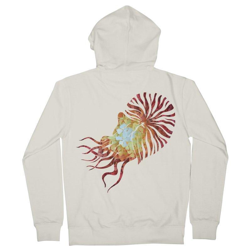 Nautilus Women's Zip-Up Hoody by MagpieAtMidnight's Artist Shop