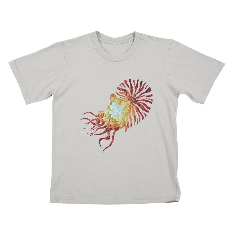 Nautilus Kids T-shirt by MagpieAtMidnight's Artist Shop