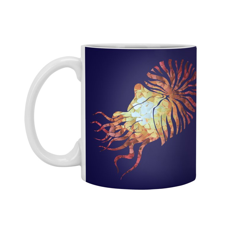 Nautilus Accessories Mug by MagpieAtMidnight's Artist Shop