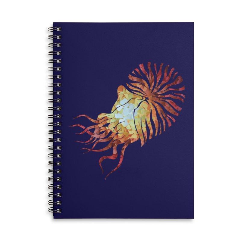 Nautilus Accessories Notebook by MagpieAtMidnight's Artist Shop