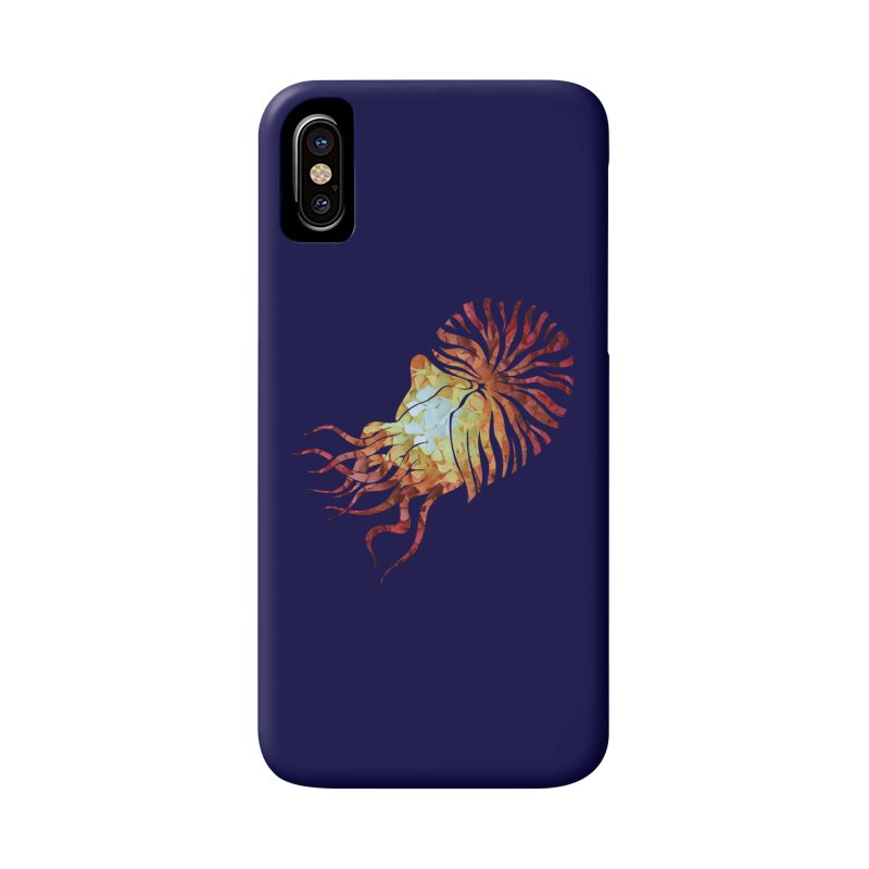 Nautilus Accessories Phone Case by MagpieAtMidnight's Artist Shop