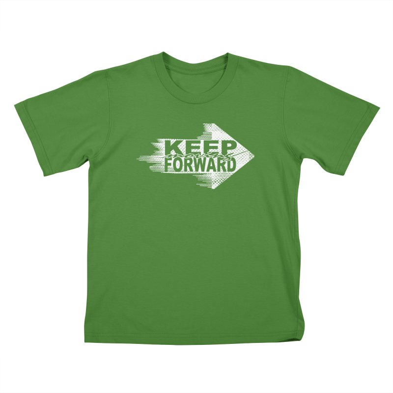 Keep Moving Forward   by Make2wo Artist Shop