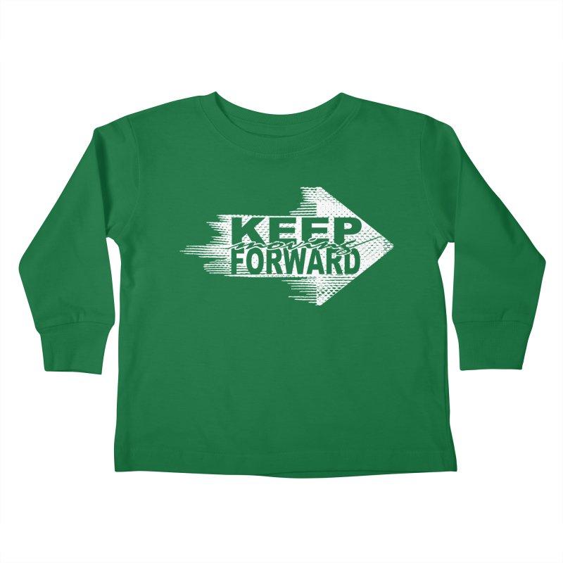 Keep Moving Forward   by Make2wo Artist Shop