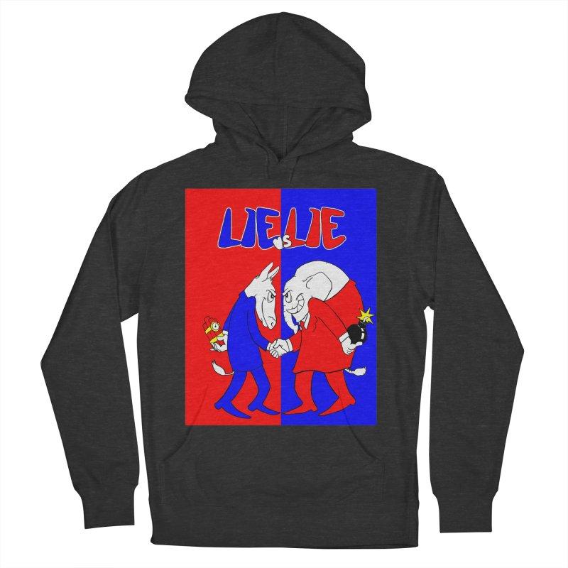 Lie vs Lie Women's Pullover Hoody by Make2wo Artist Shop