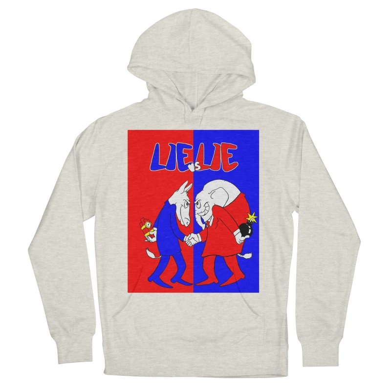 Lie vs Lie Men's Pullover Hoody by Make2wo Artist Shop