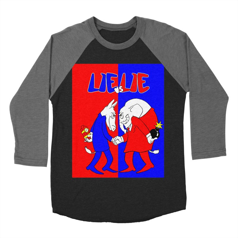 Lie vs Lie   by Make2wo Artist Shop