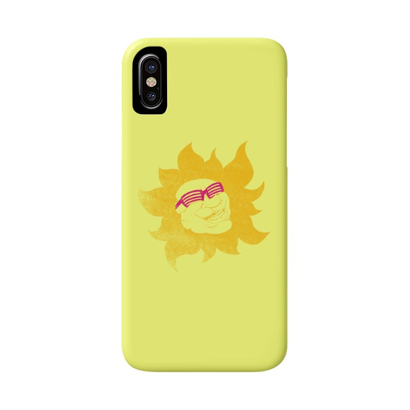 Sun Shutter Accessories Phone Case by Make2wo Artist Shop