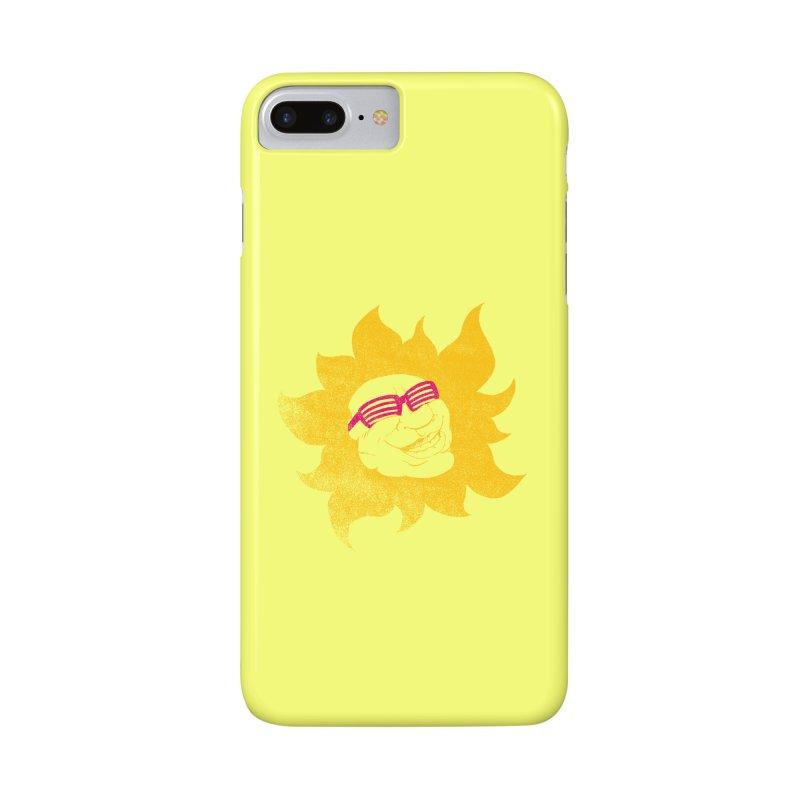 Sun Shutter Accessories Phone Case by Make2wo Artist Shop