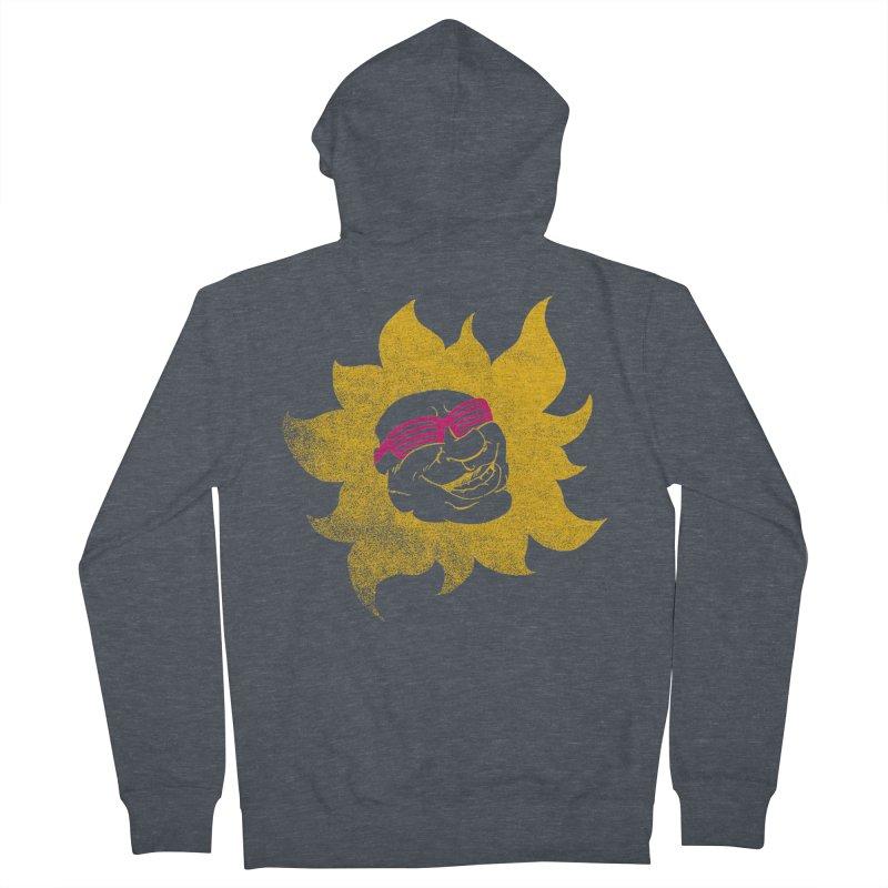 Sun Shutter Women's Zip-Up Hoody by Make2wo Artist Shop
