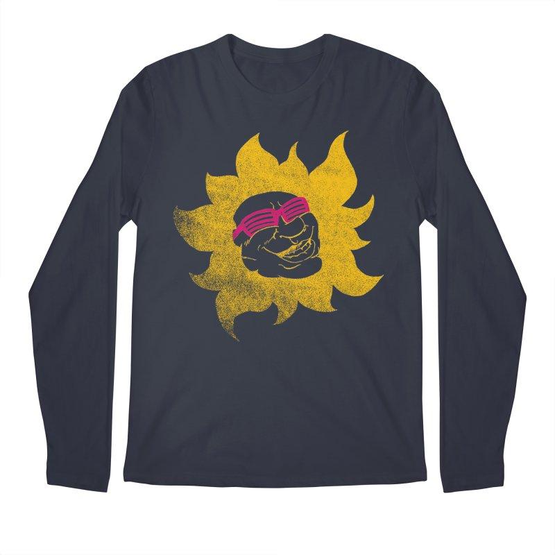 Sun Shutter Men's Longsleeve T-Shirt by Make2wo Artist Shop