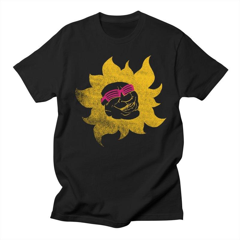 Sun Shutter Men's T-shirt by Make2wo Artist Shop