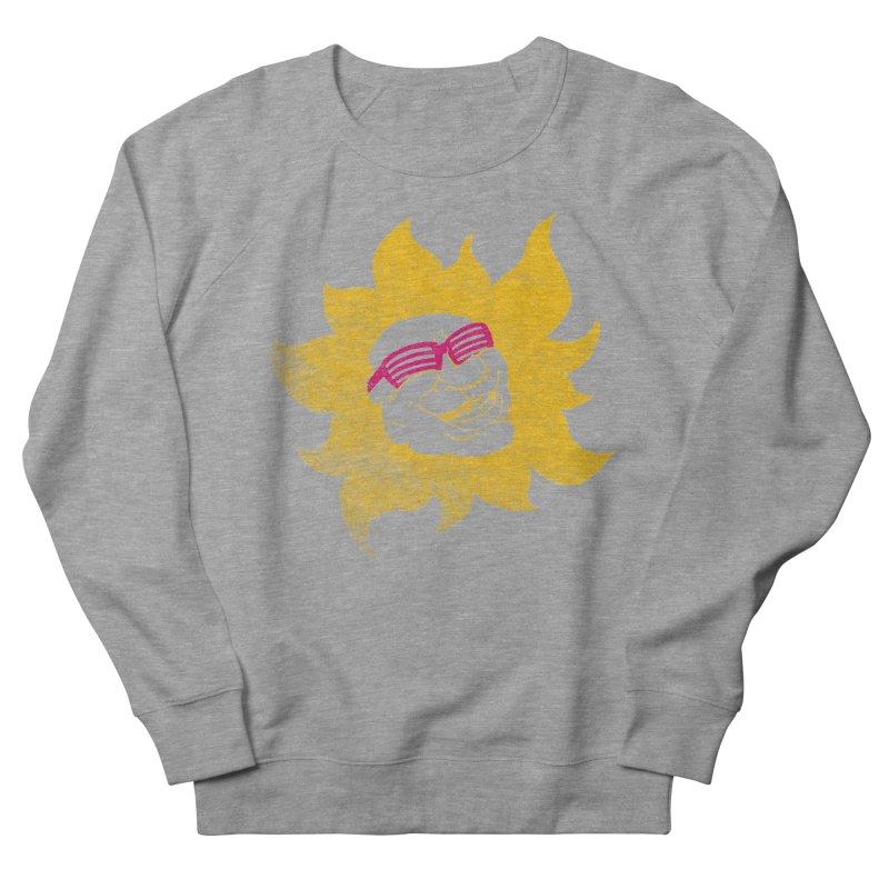 Sun Shutter Men's French Terry Sweatshirt by Make2wo Artist Shop