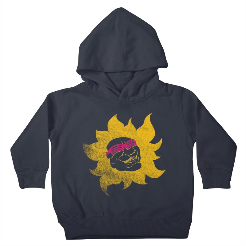 Sun Shutter Kids Toddler Pullover Hoody by Make2wo Artist Shop