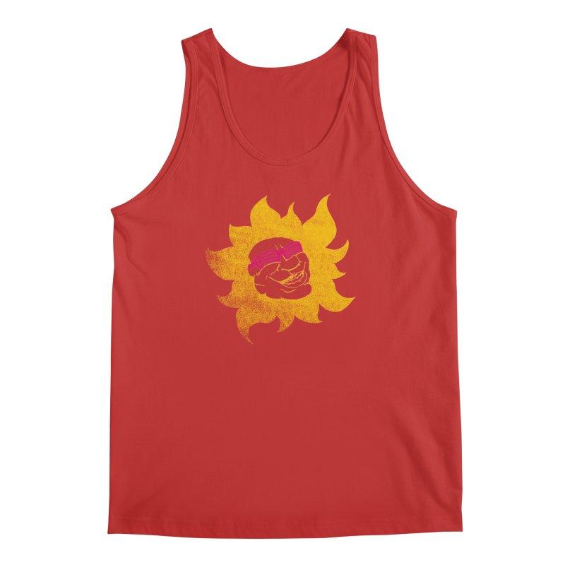 Sun Shutter Men's Tank by Make2wo Artist Shop