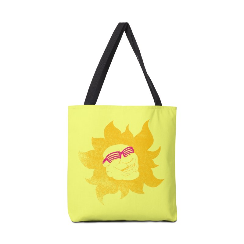 Sun Shutter Accessories Bag by Make2wo Artist Shop