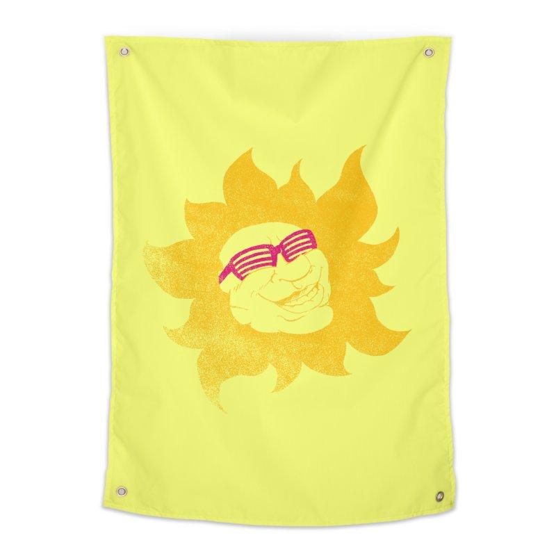 Sun Shutter Home Tapestry by Make2wo Artist Shop