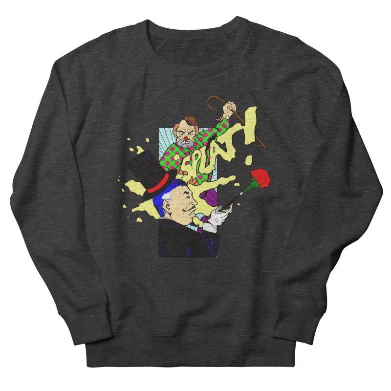 Hobo Clown v. Fancy Magician Women's Sweatshirt by Make2wo Artist Shop