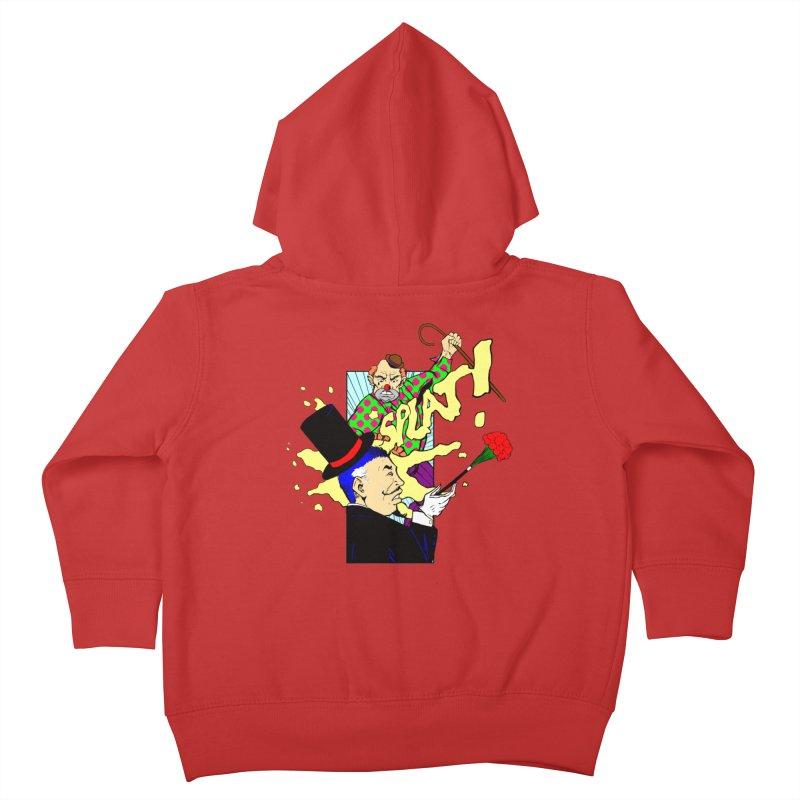 Hobo Clown v. Fancy Magician Kids Toddler Zip-Up Hoody by Make2wo Artist Shop