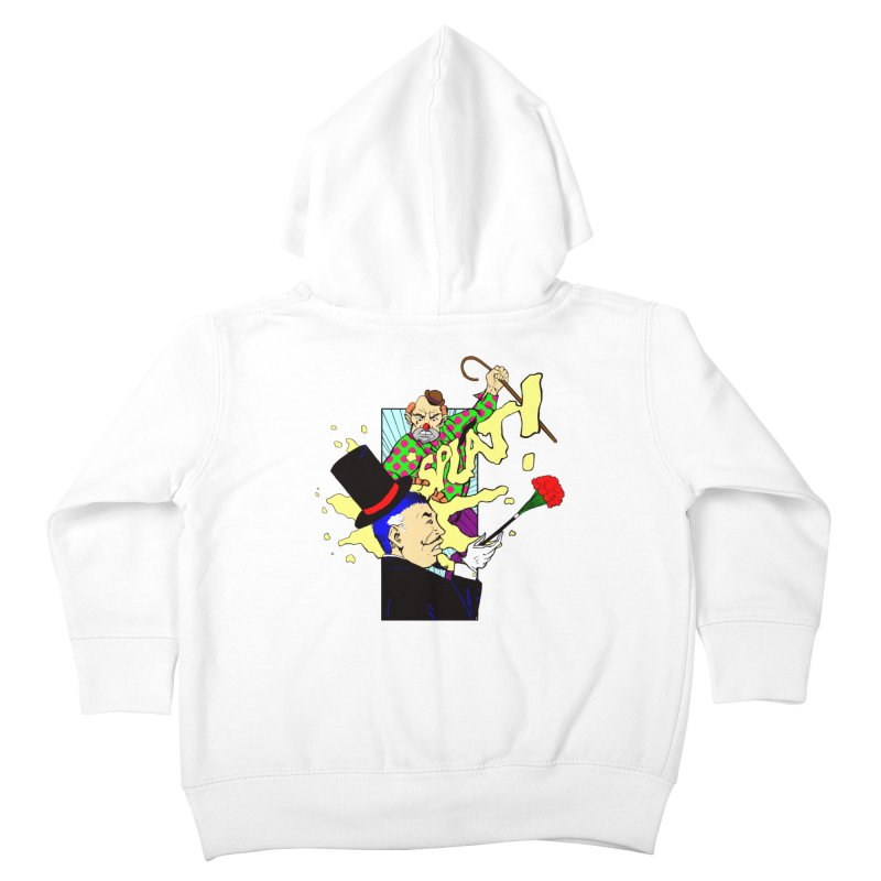 Hobo Clown v. Fancy Magician Kids Toddler Zip-Up Hoody by Make2wo Artist Shop
