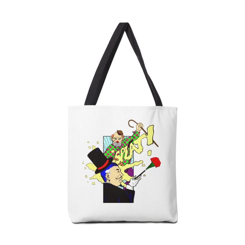 Hobo Clown v. Fancy Magician Accessories Bag by Make2wo Artist Shop