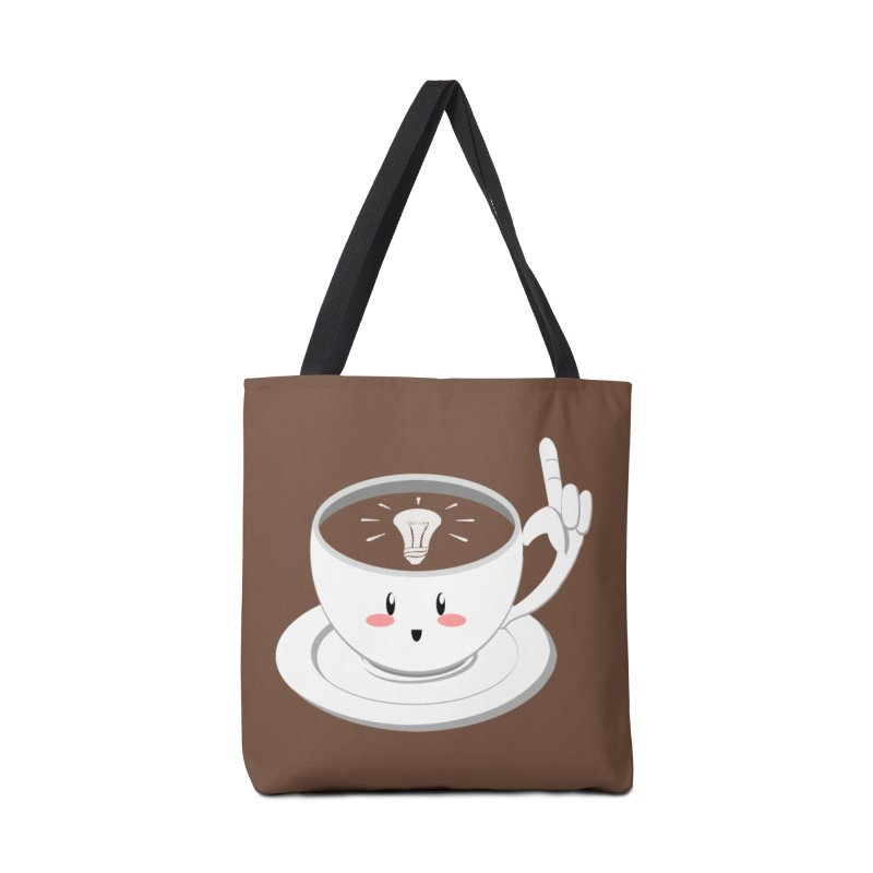 Cup of Inspiration! Accessories Bag by Make2wo Artist Shop