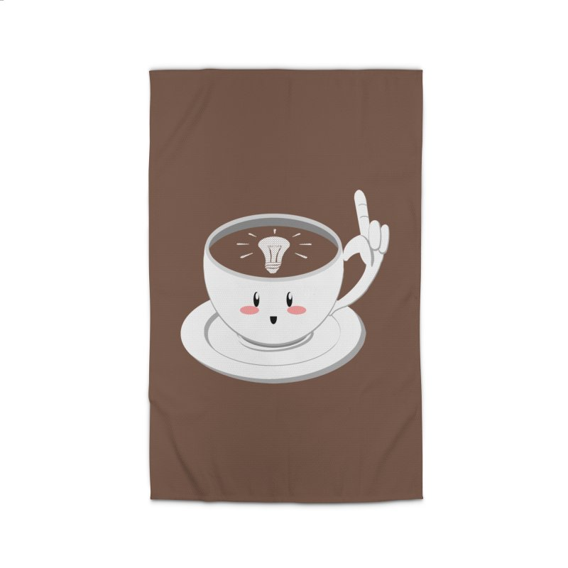 Cup of Inspiration! Home Rug by Make2wo Artist Shop