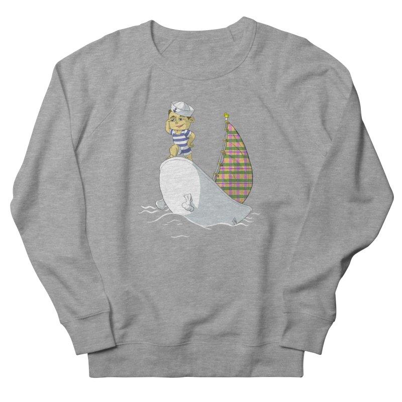 Dream of the Open Seas Women's Sweatshirt by Make2wo Artist Shop