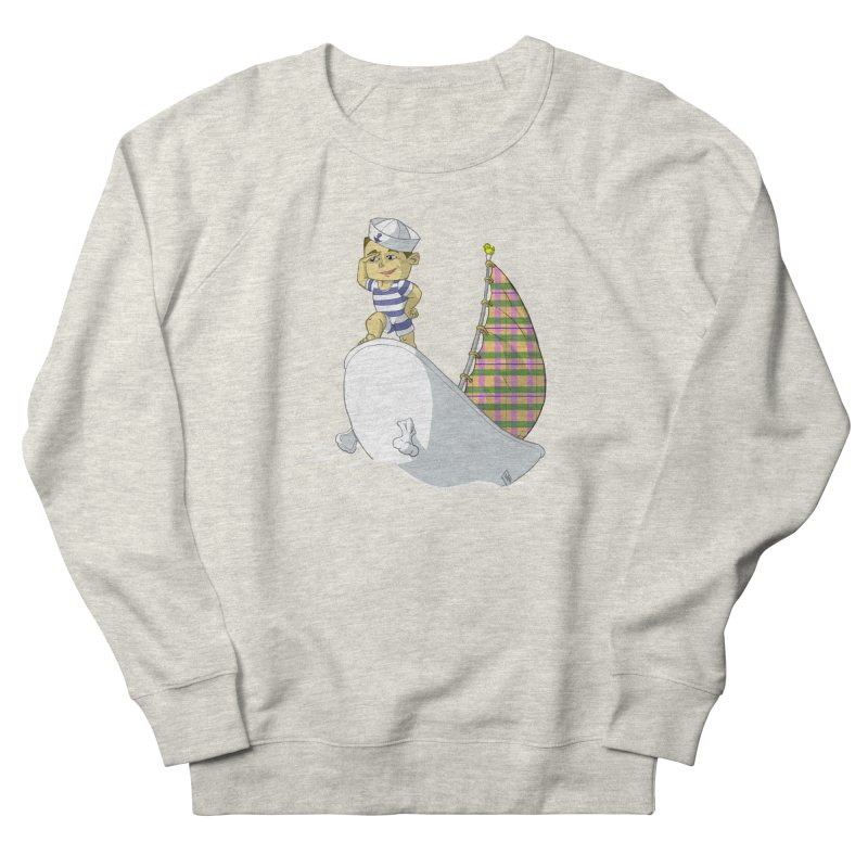 Dream of the Open Seas Women's Sweatshirt by Make2wo Artist Shop