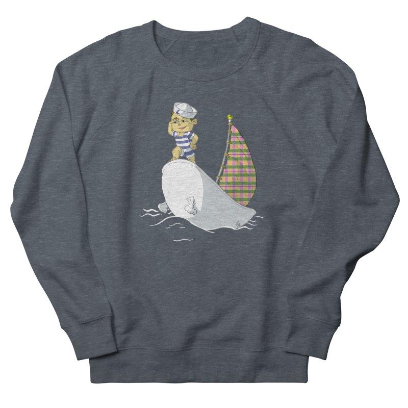 Dream of the Open Seas Men's Sweatshirt by Make2wo Artist Shop
