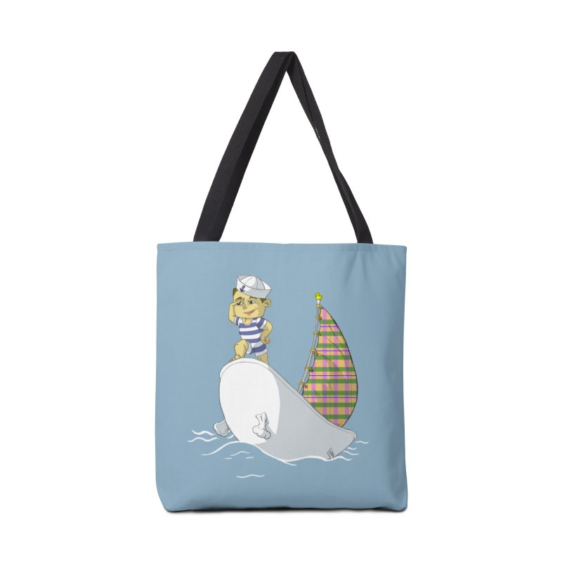 Dream of the Open Seas Accessories Bag by Make2wo Artist Shop