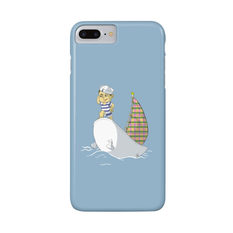 Dream of the Open Seas Accessories Phone Case by Make2wo Artist Shop