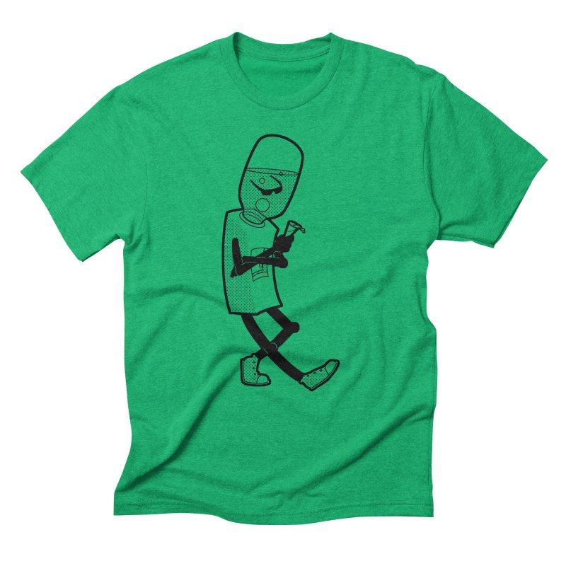 Cooler, Water Cooler Men's Triblend T-Shirt by Make2wo Artist Shop