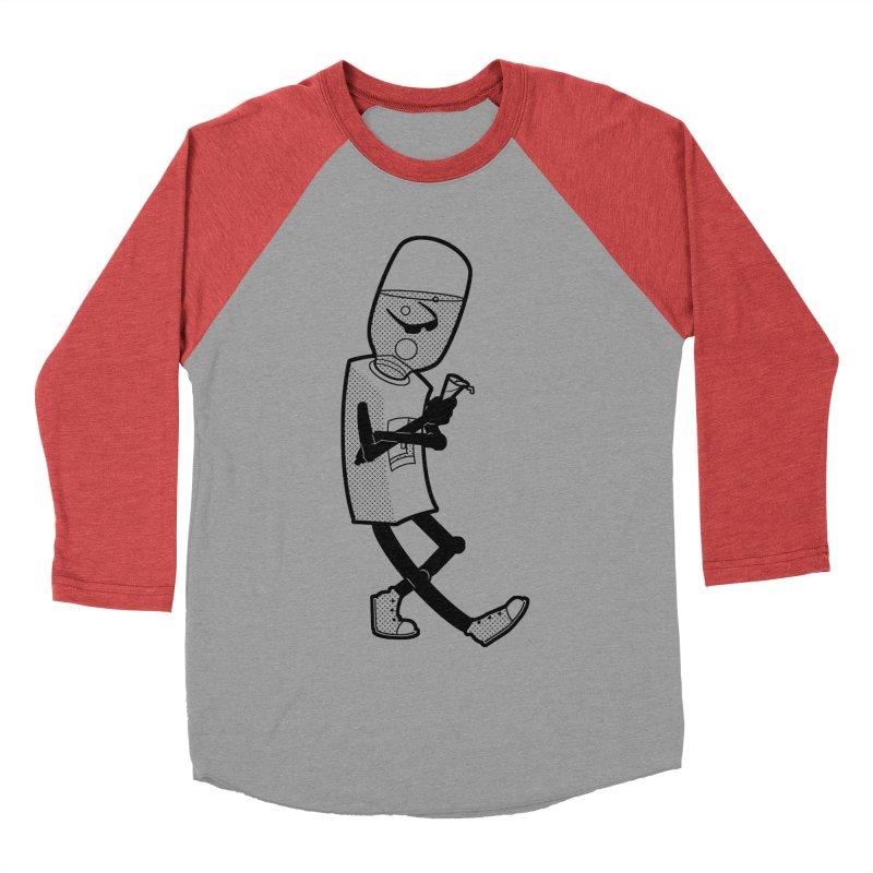 Cooler, Water Cooler Men's Baseball Triblend Longsleeve T-Shirt by Make2wo Artist Shop
