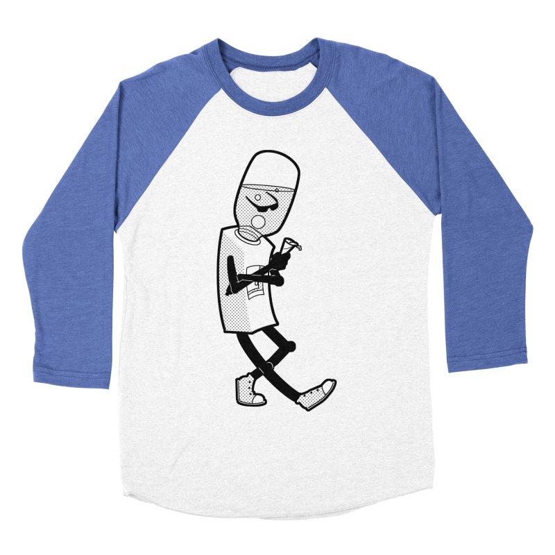 Cooler, Water Cooler Men's Baseball Triblend T-Shirt by Make2wo Artist Shop