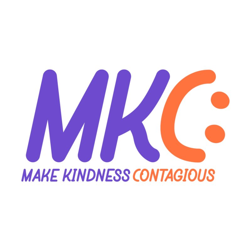 MKC Logo Apparel and Accessories Men's T-Shirt by MakeKindnessContagious's Artist Shop