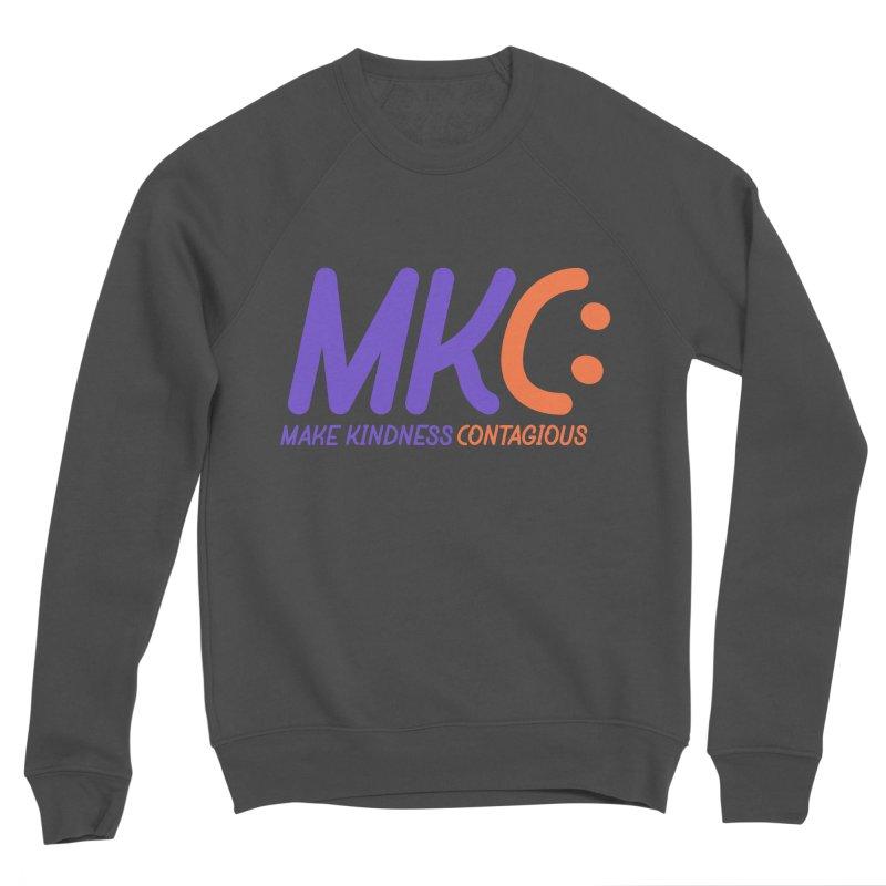 MKC Logo Apparel and Accessories Women's Sponge Fleece Sweatshirt by MakeKindnessContagious's Artist Shop